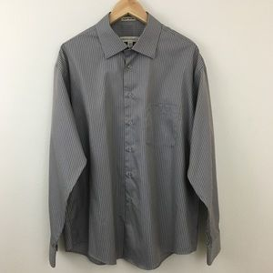 🆕 Pronto Uomo | Non Iron Dress Shirt